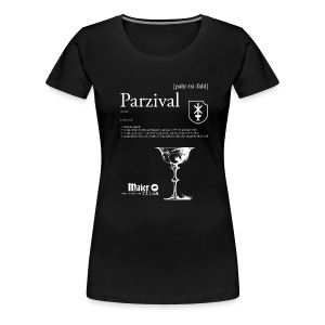 Maier files Parzival Women - T-shirt Premium Femme