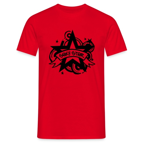 Available in different colours - Mannen T-shirt