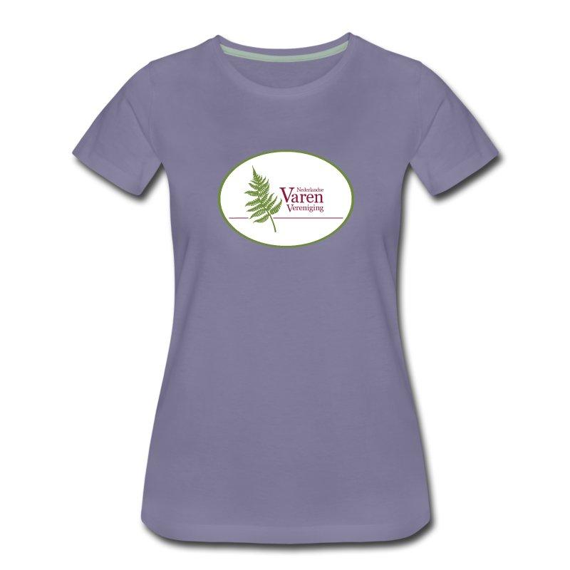 Varen logo - Vrouwen Premium T-shirt
