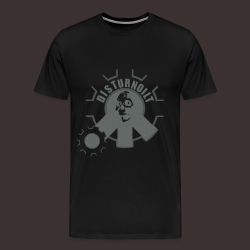 DIST-wwilwnin - Männer Premium T-Shirt