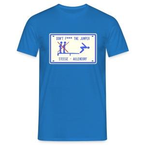 Steege Schild - Männer T-Shirt