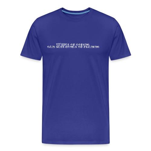 weeks-of-coding - Männer Premium T-Shirt