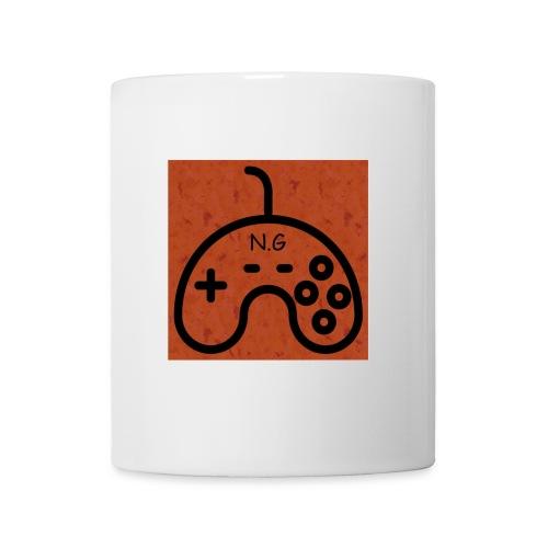Nozemgaming Mug (logo) : white - Mug