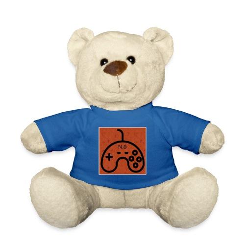 Nozem Bear  : royal blue - Teddy Bear
