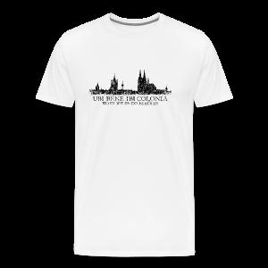 UBI BENE IBI COLONIA Vintage Skyline Schwarz