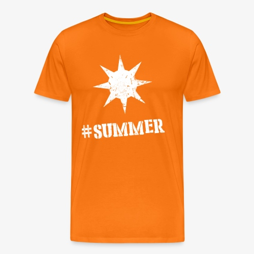 #summer M - Mannen Premium T-shirt