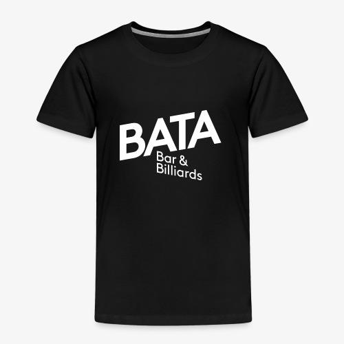 Bata Logo Kids T-Shirt - Kinder Premium T-Shirt