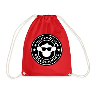 Drawstring Bag : red - Drawstring Bag
