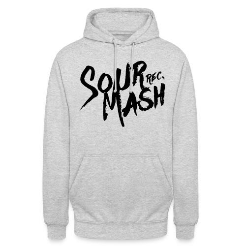 Kapuzenpullover Unisex // SOUR MASH (Logo schwarz) - Unisex Hoodie