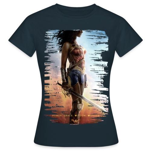 Poster Power Grace - Frauen T-Shirt