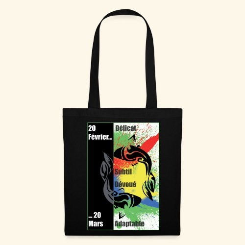 Zodiac Poisson - Tote Bag