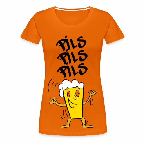 Vrouwen Premium T-shirt