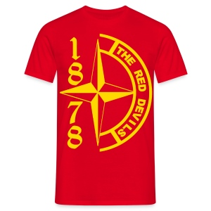 The Red Devils 1878 - Men's T-Shirt