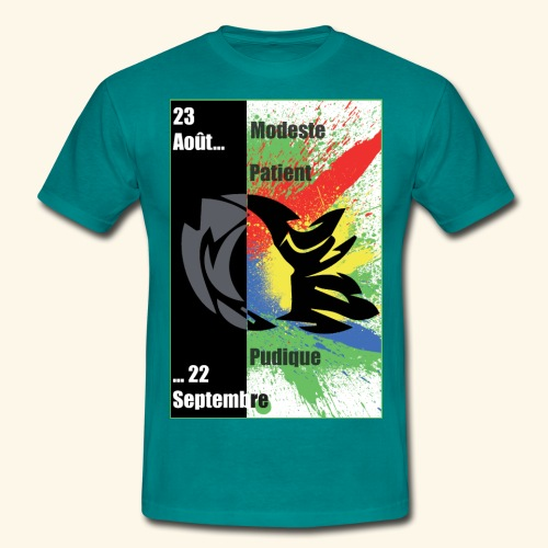 Zodiac Vierge - T-shirt Homme