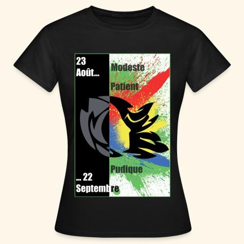 Zodiac Vierge - T-shirt Femme