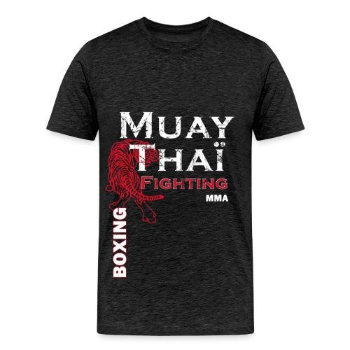 T-shirt tigre  - T-shirt Premium Homme