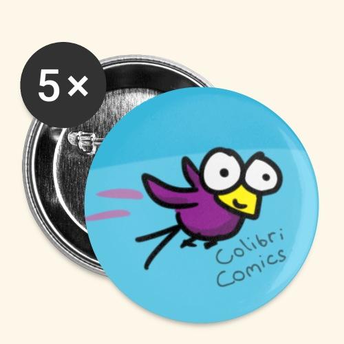 Colibri Button - Buttons klein 25 mm