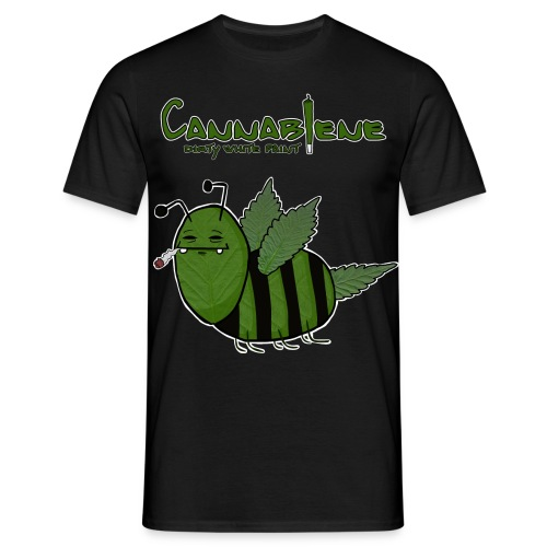 Cannabiene - Guys - Männer T-Shirt