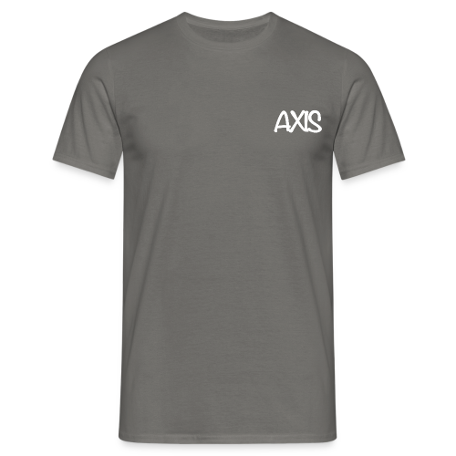 Axis - Eat, Sleep, Game! T-Shirt. - Men's T-Shirt
