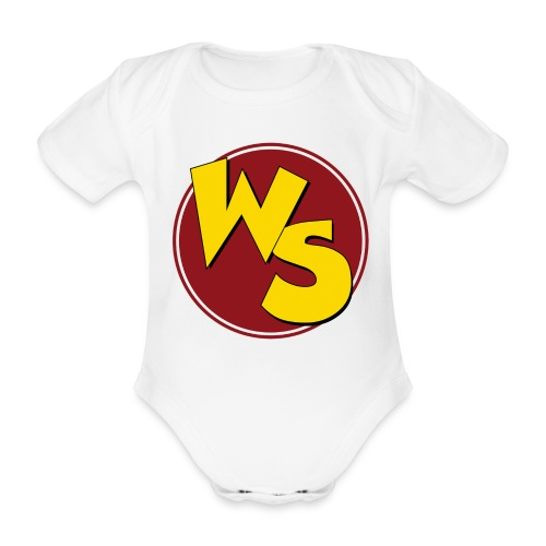 Outfit for very small whisky fan - Organic Short-sleeved Baby Bodysuit