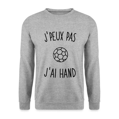 J'PEUX PAS J'AI HAND - Sweat-shirt Homme