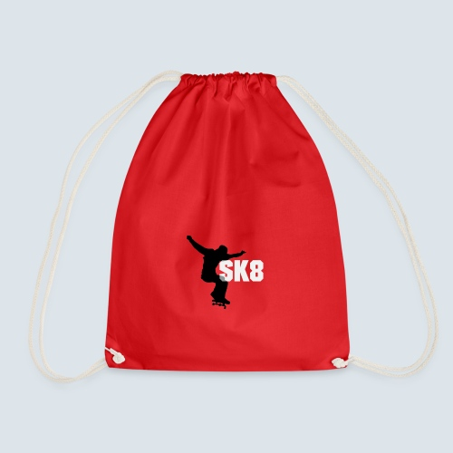 sk8 Skaterlive Bag - Drawstring Bag