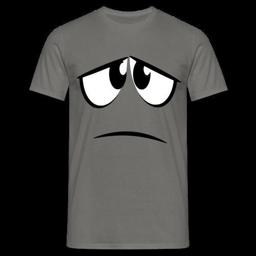 depressiv - Männer T-Shirt
