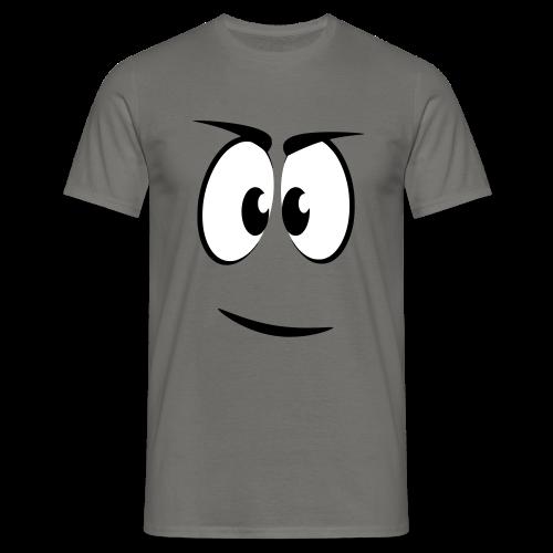 hämisch - Männer T-Shirt