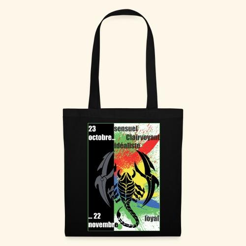 Zodiac Scorpion - Tote Bag