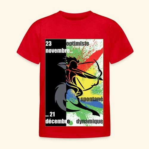 Zodiac Sagittaire - T-shirt Enfant
