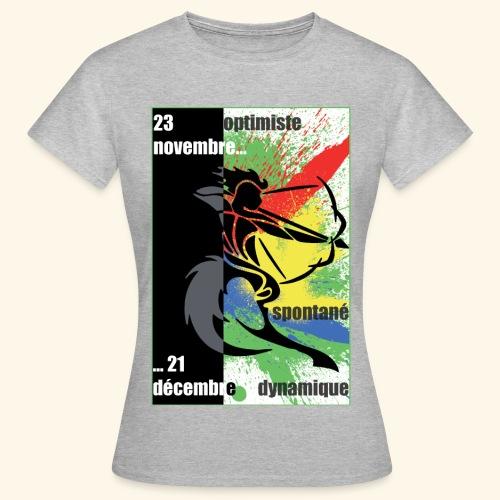 Zodiac Sagittaire - T-shirt Femme