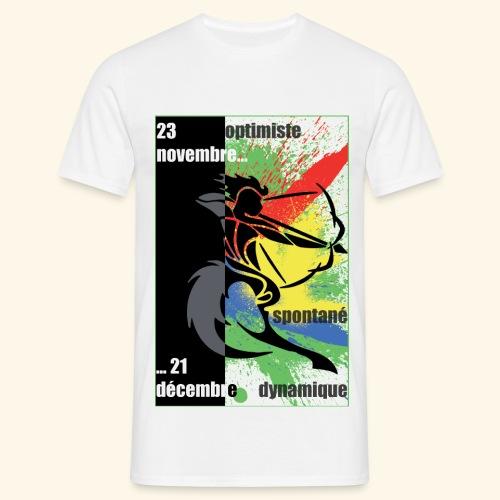Zodiac Sagittaire - T-shirt Homme