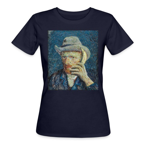 Van Gogh vrouwen bio - Vrouwen Bio-T-shirt
