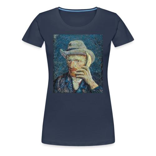 Van Gogh vrouwen premium - Vrouwen Premium T-shirt