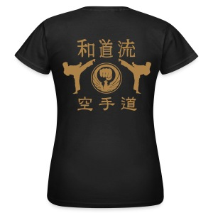 Wado Ryu Karate Damen - Frauen T-Shirt