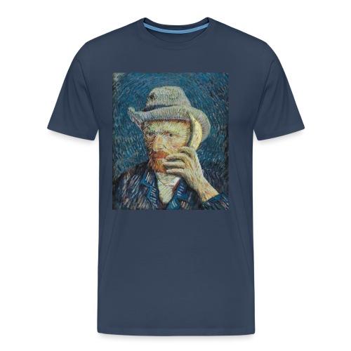 Van Gogh mannen premium - Mannen Premium T-shirt