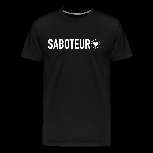 Brexit Saboteur - Men's Premium T-Shirt