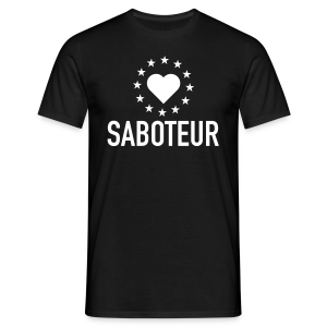 Brexit Saboteur - Men's T-Shirt