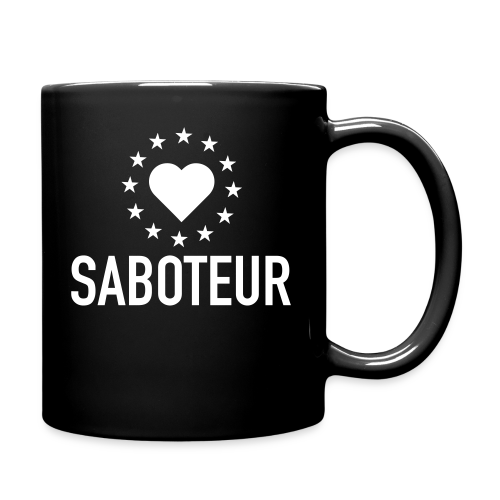 Brexit Saboteur Coffee Mug - Full Colour Mug