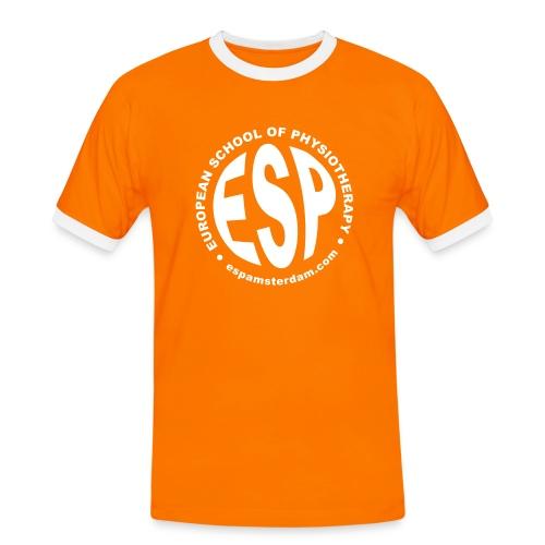 ESP football shirt orange - Men's Ringer Shirt