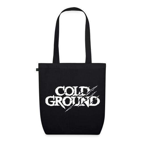 COLD GROUND - Organic Bag - Black - Sac en tissu biologique