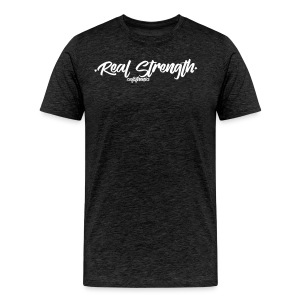 Real Strength Calisthenics - Men's Premium T-Shirt