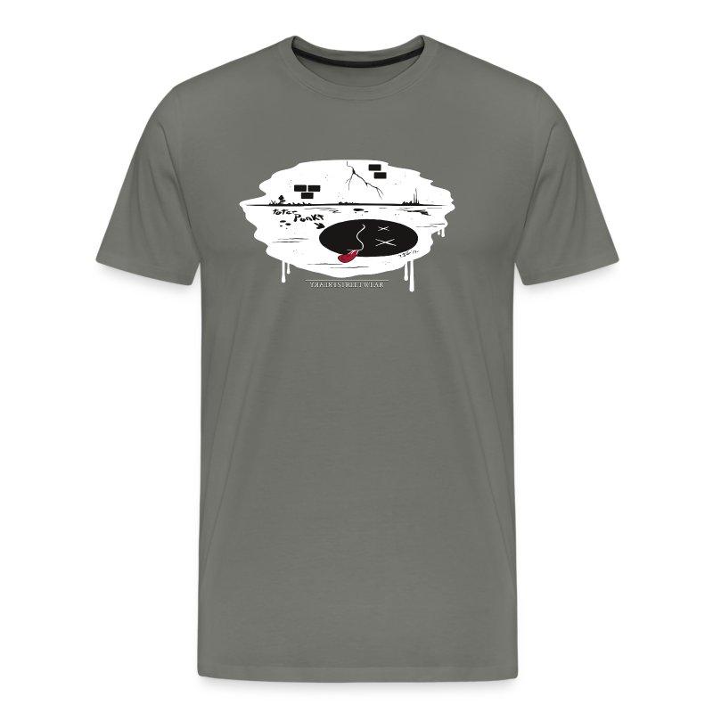 toten Punkt erreicht - Männer Premium T-Shirt