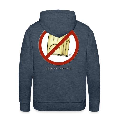 no squares - Männer Premium Hoodie