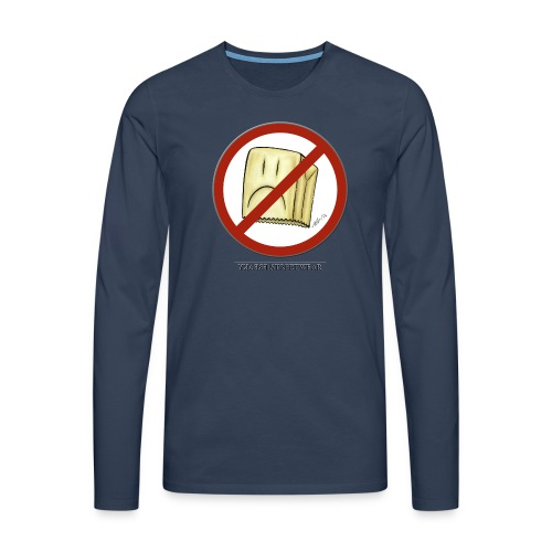no squares - Männer Premium Langarmshirt