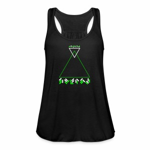 Alien Text - Frauen Tank Top von Bella