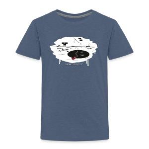 toten Punkt erreicht - Kinder Premium T-Shirt