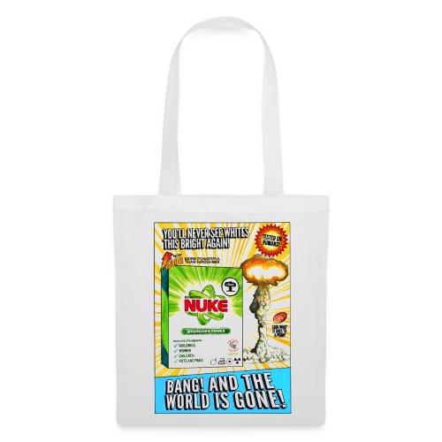 NUKE tote bag - Tote Bag