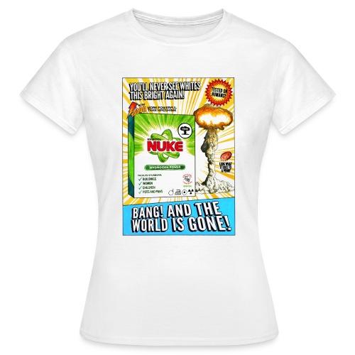 NUKE Women's Fit T-shirt - Women's T-Shirt