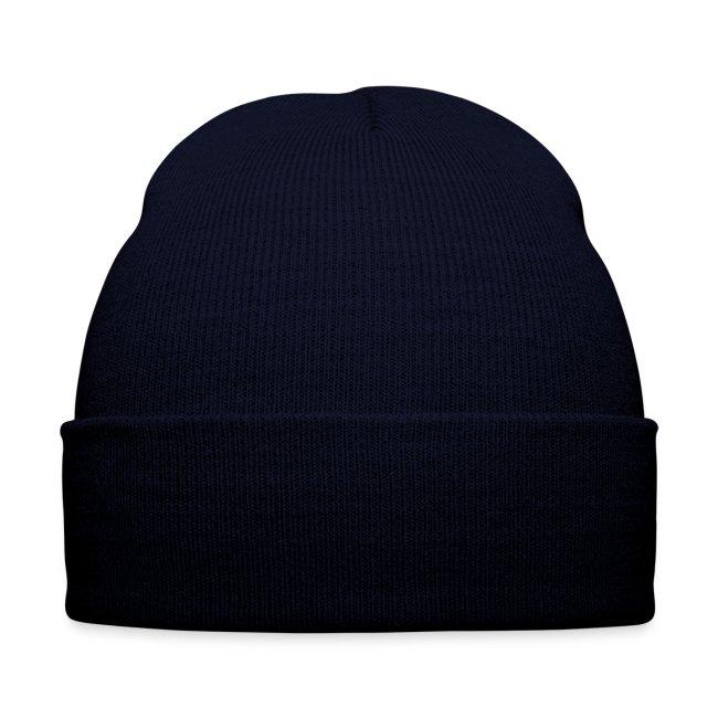 Marinblå mössa